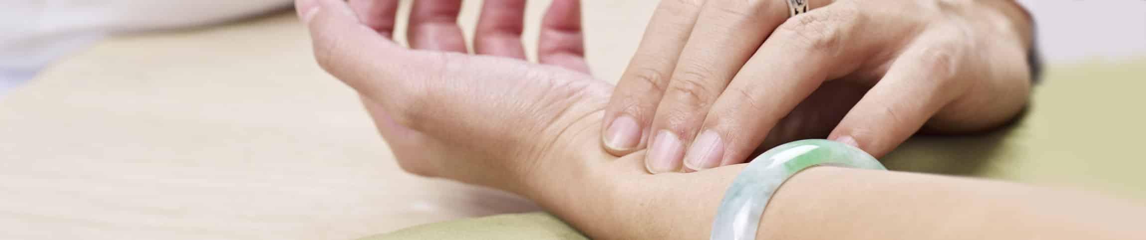 Pulsdiagnose im Ayurveda